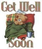 Get Well Soon ♥ 159 Comment