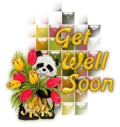 Get well soon ♥ 171 Comment