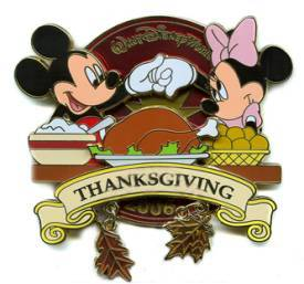 Mickey Mouse Thanksgiving ♥ 179 Comment