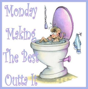 Monday Toilet ♥ 28 Comment