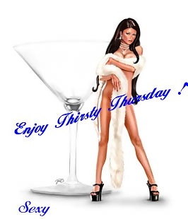 Enjoy Thirsty Thursday ♥ 43 Comment